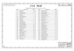 "APPLE IMAC 21.5"" A1418 J16 MLB 820-3482 051-9889 SCHEMATIC"