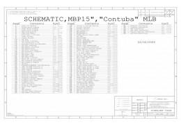 "APPLE MACBOOK PRO A1286 SCHEMATIC – 820-2532 – SCHEMATIC,MBP15″,""CONTUBA"" MLB"