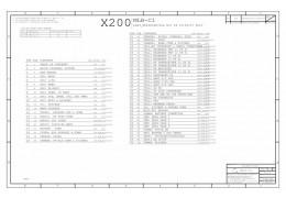 APPLE IPAD MINI 2 (RETINA) X200 MLB-C1 SCH 051-0886 820-4124 REV A.0.0 SCHEMATIC