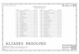 APPLE MACBOOK PRO RETINA 15″ A1398 SCHEMATIC – X425 MLB 820-00138  051-00330
