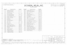 APPLE MACBOOK PRO 15″ A1150 SCHEMATIC