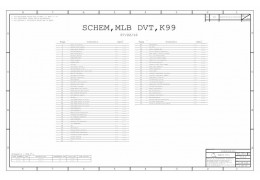 APPLE MACBOOK AIR A1370 SCHEMATIC – 820-2796 – SCHEM,MLB,K99