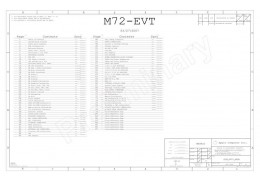 APPLE IMAC ALUMINIUM 20″ A1224 LOGIC BOARD SCHEMATIC – 820-2143 – APPLE M72-EVT SCHEMATIC