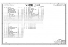 APPLE IPAD SCHEMATIC –  VICE MLB