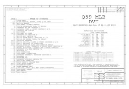APPLE Q59V13 SCHEMATIC