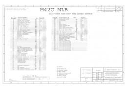 APPLE M42C SCHEMATIC