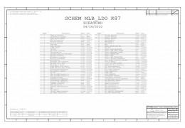 APPLE MACBOOK 13″ UNIBODY A1342 SCHEMATIC – SCHEM MLB_LDO K87 SCRATCHO