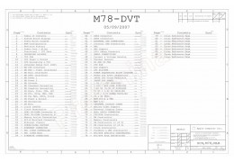 APPLE IMAC 24″ A1225 SCHEMATIC – 820-2110 – SCH,M78,MLB – M78 DVT