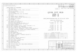 APPLE IMAC G4 17″ SCHEMATIC –  Q26C MLB GEN X DVT