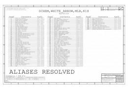 APPLE MACBOOK PRO A1286 SCHEMATIC - SCHEM,WHITE_ARROW, MLB,K18 - 820-2850